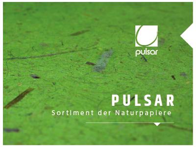 Marke Pulsar Naturpapiere