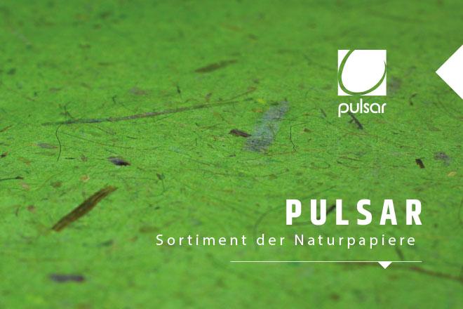 Pulsar Naturpapiere